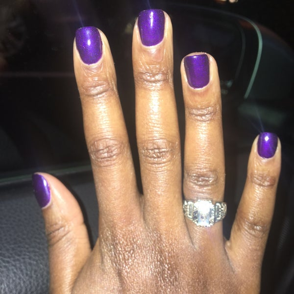 Photo Taken At Artistic Nails And Spa By Phyllicia O On 10 27
