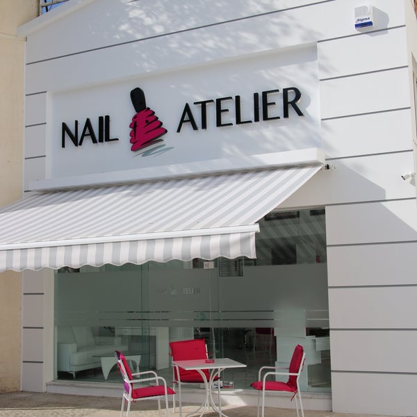 Photo Taken At Nail Atelier Voula By On 8 6 2017