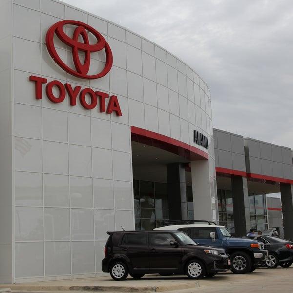 Alamo Toyota Far North Central San Antonio Tx