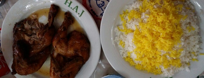 Akbar Joojeh | اکبر جوجه is one of رستورانهای مازندران.