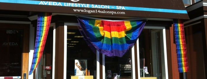 Logan 14 Aveda Is One Of The 15 Best Places For Nails In Washington