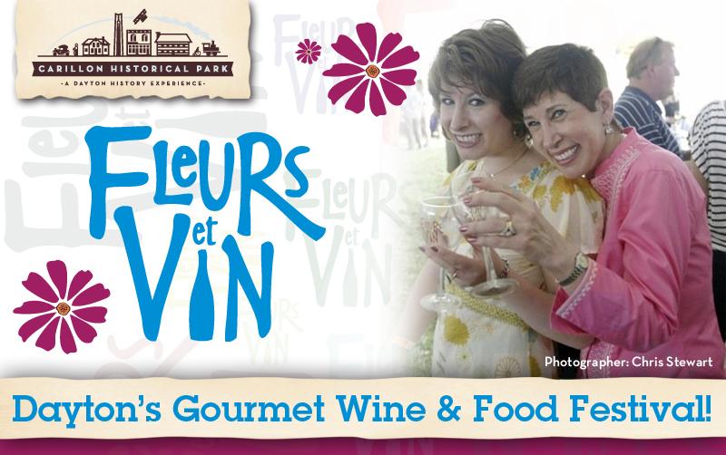 Fleurs et vin Membership Header