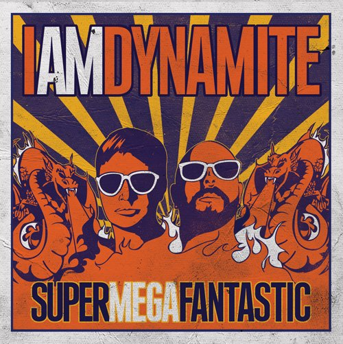IAMDYNAMITE - Album Cover
