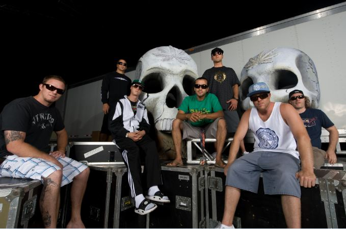 Slightly Stoopid band photo