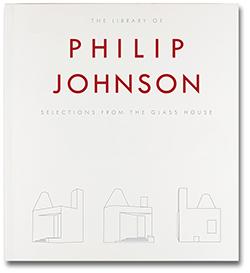 Library of Philip Johnson