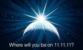 11 11 11 Earth