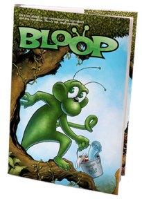 Bloop Cover Mock-Up