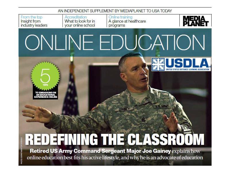 Online Education  Insert