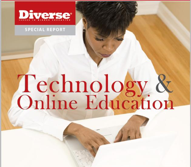 Diverse Magazine's Technology & Online Education Edition
