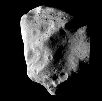 Asteroid Lutetia