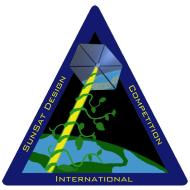 SunSat Design Competition Logo