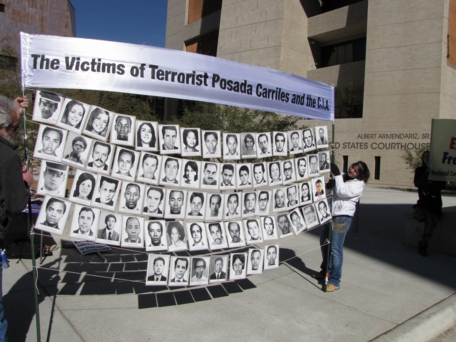 Posada Victims Banner El Paso '11