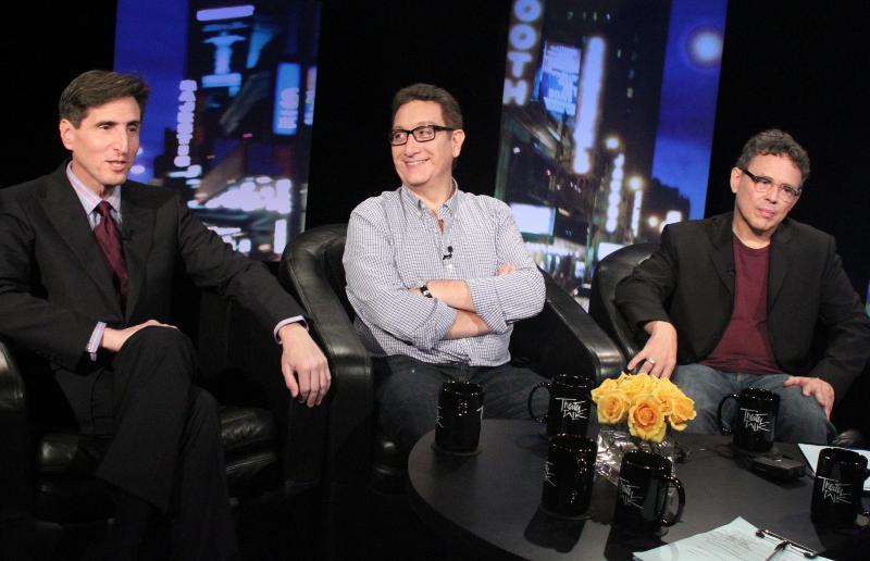 Paul Rudnick, Moises Kaufman, & Jose Rivera