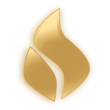 flame-gold
