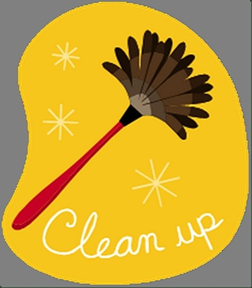 Twinbrook PTA Clean Up Days 2014