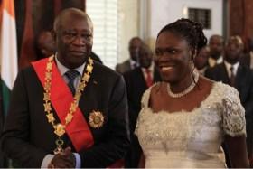 Gbagbo laurent et simone