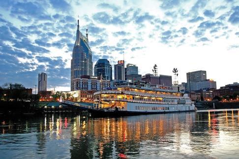 Nashville General Jackson Showboat