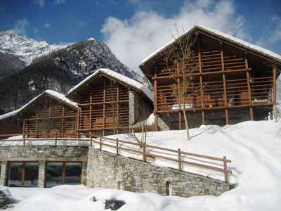 Walser village