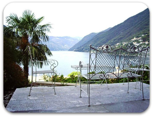 Terrace View Faggetto Lario