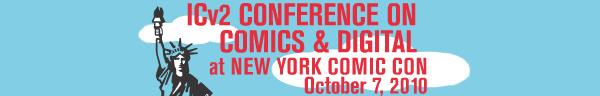 ICv2 Digital Conference newsletter logo