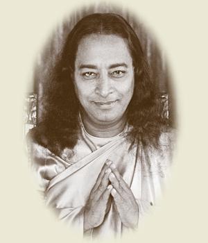 Paramahansa Yogananda pranam