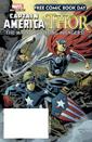 Captain America Thor FCBD 2011