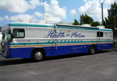 Health in Motion Bus