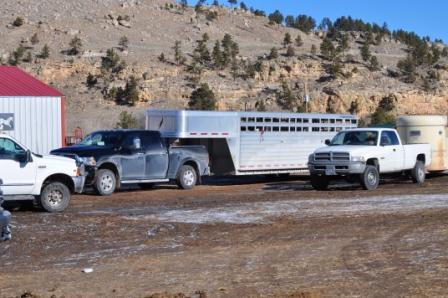 More trucks trailers