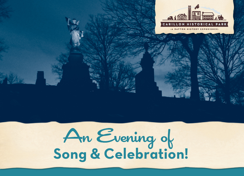 An evening of song and celebration!