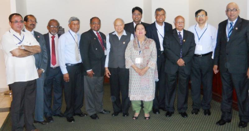 GOPIO's outgoing Executive Council team