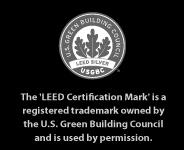 LEED certified
