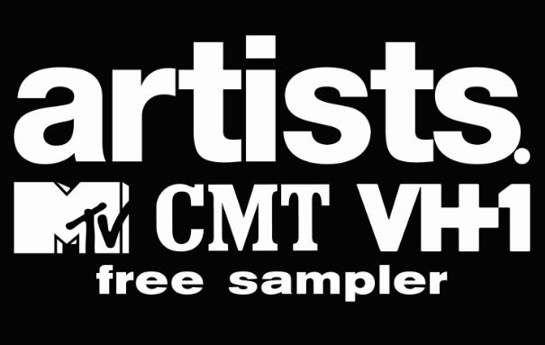 artists.mtv sampler