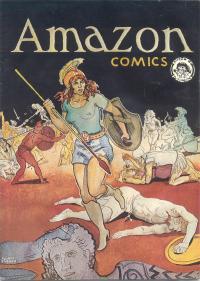 Frank Stack Amazon Comics Stack