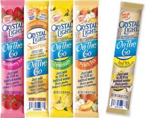 aspartame cyristal