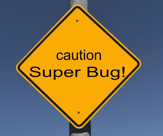 superbug sign