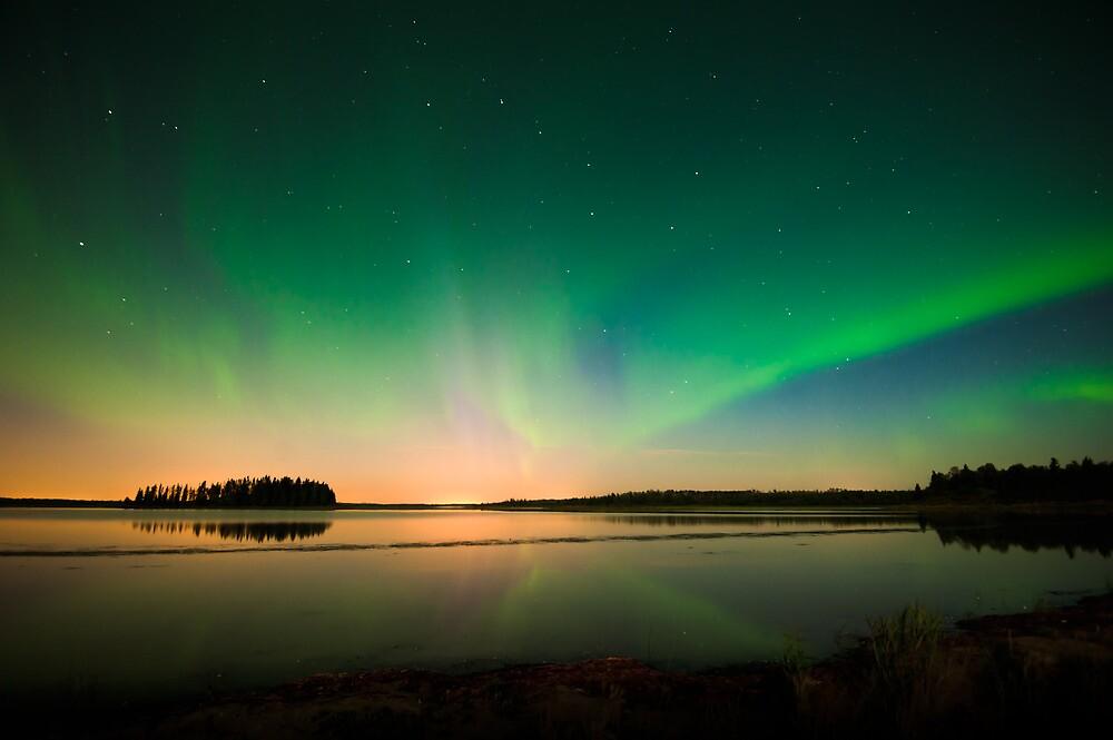 Northern Lights Edmonton