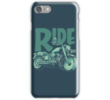 Ride iPhone Case/Skin