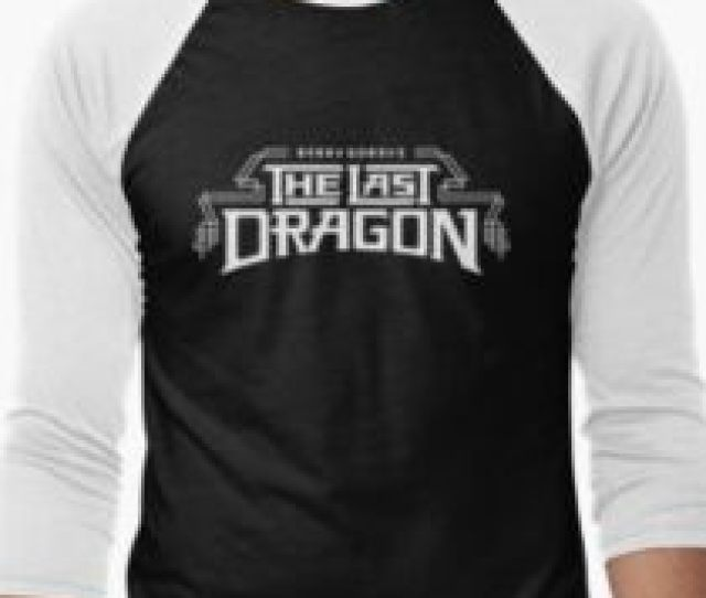 The Last Dragon Kung Fu Gear Mens Baseball  C Be T Shirt
