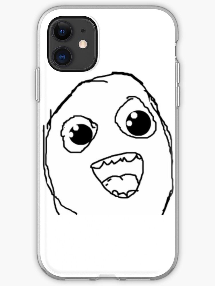 Super Happy Face Iphone Case Cover By Bestgame Redbubble