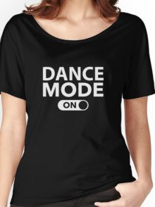 Dance Mode On T-Shirts Dancers Tees