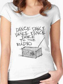 Dance to the radio T-Shirts Kind of a tribute to Ian Curtis and Joy Division