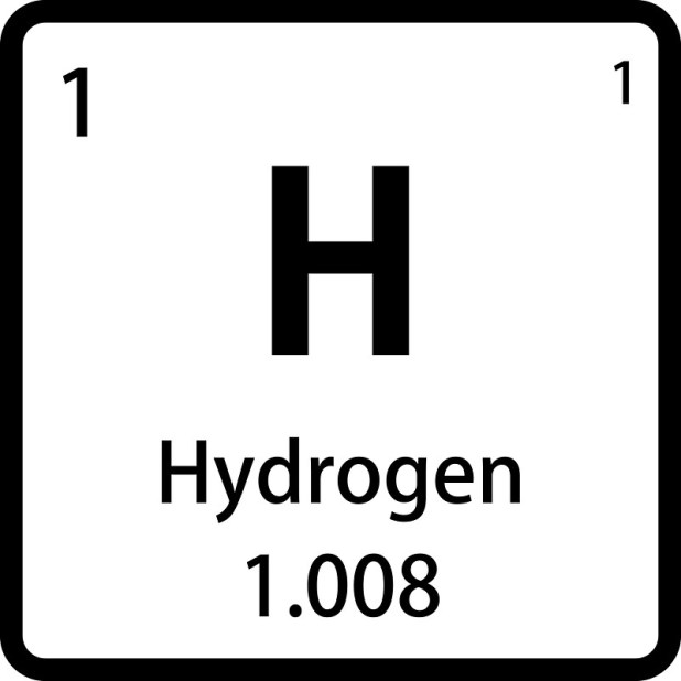Hydrogen Atom Periodic Table on The Properties Of Atoms And Periodic Table