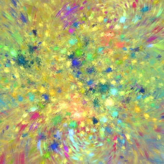 Spring #fractal art