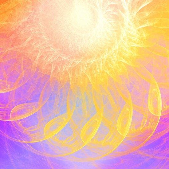 Sunny #Fractal Art