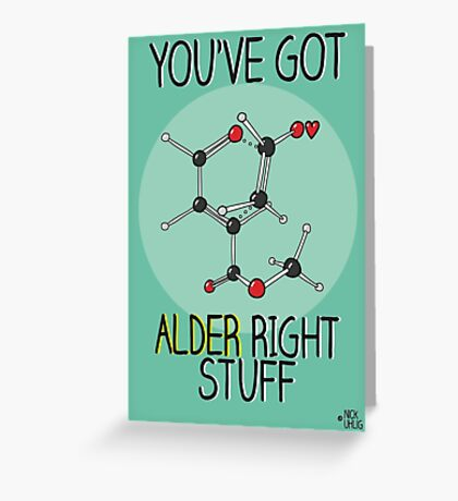 Alder Right Stuff