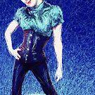 Miss Kitty Bliss, Supervillain, 2013 by SlideRulesYou