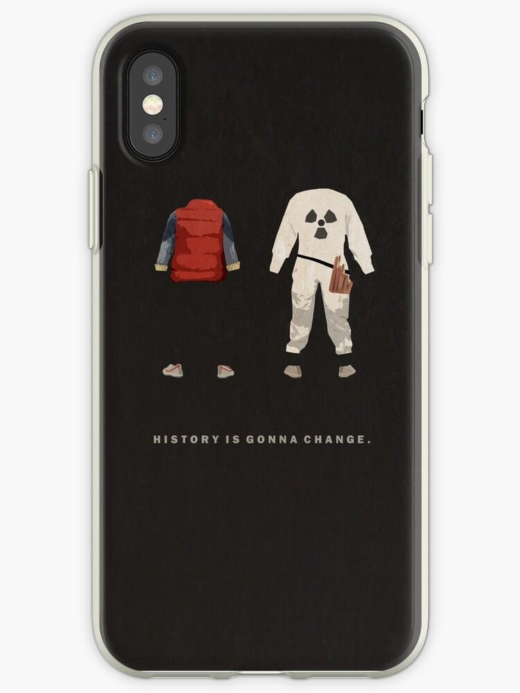 Back Future Iphone Case