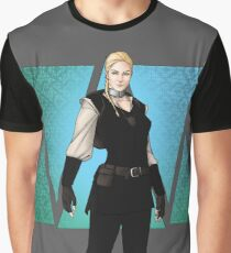 Tamora Pierce  Graphic T Shirts   Redbubble Beka Cooper Graphic T Shirt