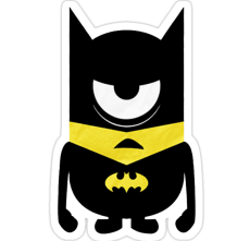 Batman Batminion by tumtalat