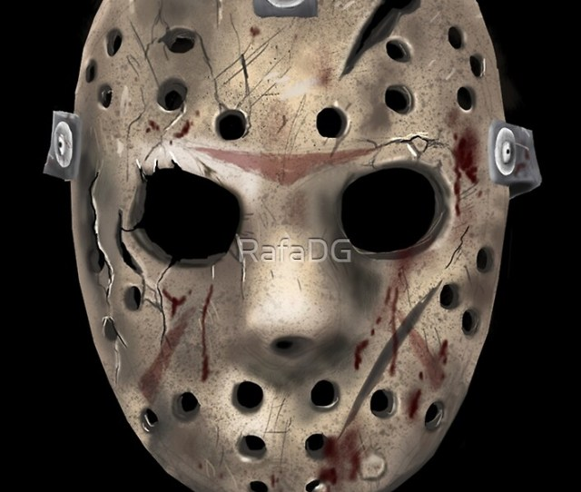 Jason Friday 13 Th Mask By Rafadg